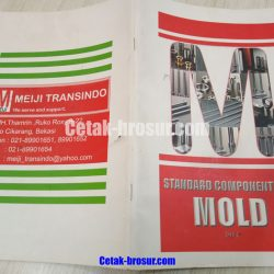 Cetak buku Standard Components of Mold