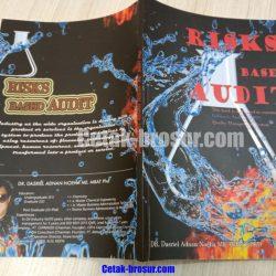 Cetak buku Risk based Audit