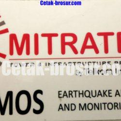 Cetak kartu nama Mitratel