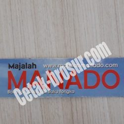 Cetak stiker